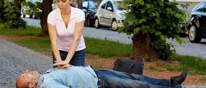 Resuscitace u dospělých